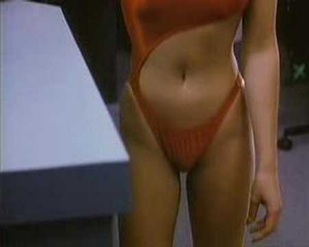 Erika Eleniak Bathing Suit