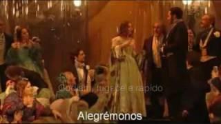 Libiamo Ne 39 Lieti Calici Giuseppe Verdi In Italian