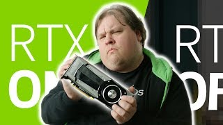 Was RTX a big scam? – Performance & image quality analysis