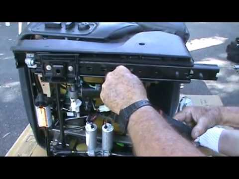 Gm Chevy Loose Sliding Seat Fix Part 2 Youtube