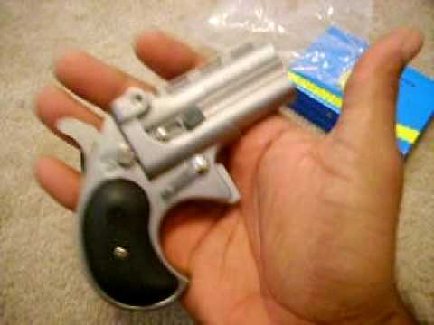Cobra Derringer .38 Special review