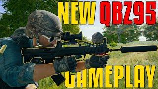 NEW QBZ95 AR - It's Nuts | PUBG