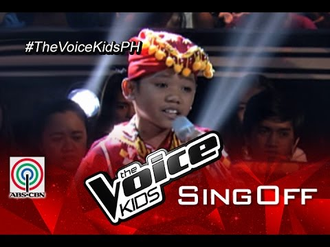 "The Voice Kids Philippines 2015 Sing-Off Performance: ""Amazing Grace"" by Reynan"