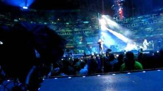Magnificent and Get On Your Boots- U2 360 tour - Live at FedEx Field (9-29-09)