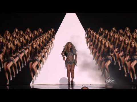 Beyonc - Run The World (Girls) live
