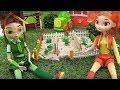 Куклы Сказочный Патруль Видео для детей про цветы и гусеницу mp3