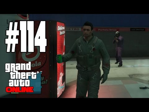 GTA V ONLINE Online POR LA ESPALDA #114 GTA 5 ONLINE Gameplay