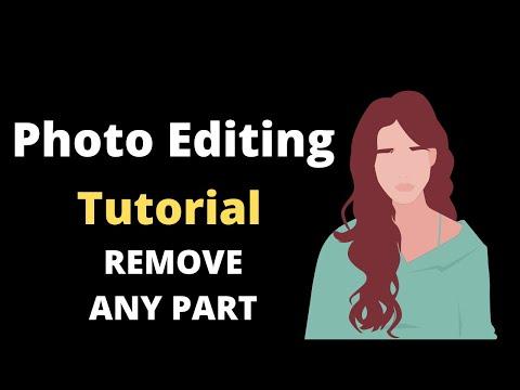How to Remove Cloth from photo   किसी की फोटो से कपड़े कैसे हटाए    cloth removing trick thumbnail