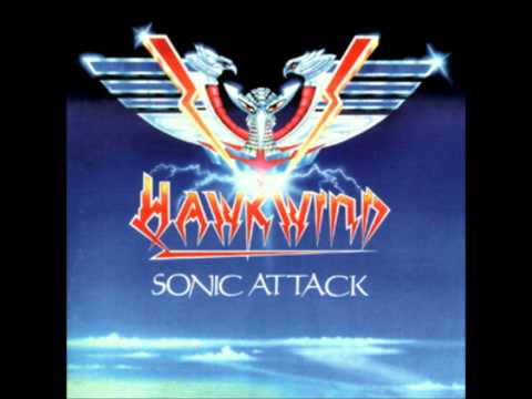 Hawkwind - Disintegration