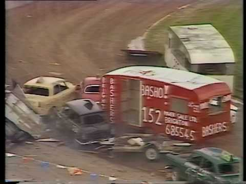 banger caravan racing Ipswich