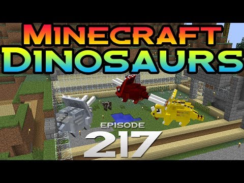 Minecraft Dinosaurs Episode 217 Mosasaurus Is Mean