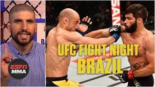 Ariel Helwani previews Assuncao vs. Moraes II, Aldo vs. Moicano | ESPN MMA