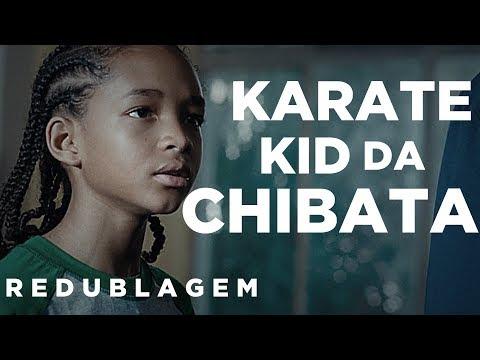 Karate Kid da Chibata (Paródia Redublagem)