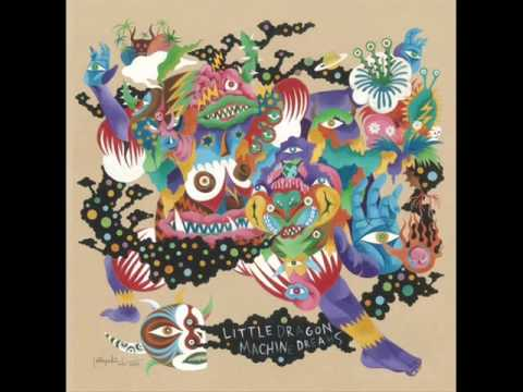 Little Dragon - Feather (From their album: Machine Dreams) with lyrics