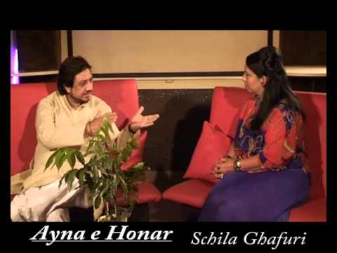 Ayna e Honar - with Ustad Hamid Ali Khan 16.08.2013 by Schila...