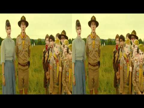 Moonrise Kingdom Official Movie Trailer in 3D presented by 3DTV.com.