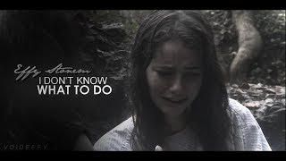 Download Lagu ❖ Effy Stonem | I don't know what to do Gratis STAFABAND
