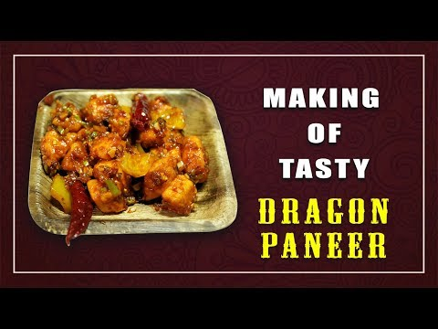 Special Dragon Paneer | Dragon Paneer Recipe | Yummy Streeet Food