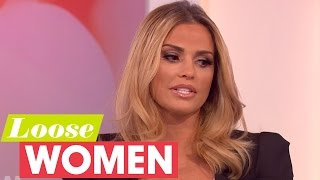 Katie Price Admits Taking An Overdose To Get Dane Bowers Back   Loose Women