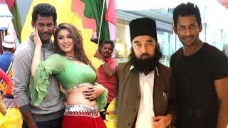Aambala Updates & Kamal's Look alike