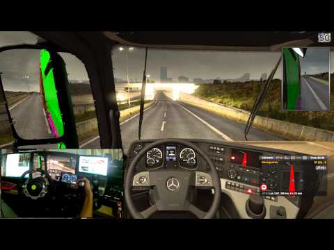 Euro Truck Simulator 2 - Explorando Scandinavia - Multiplayer