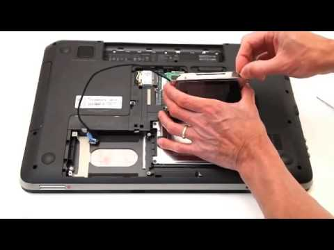 Hp dv7t  dv7 6xxx series 2nd HDD   SSD installation dv7 6000 cable