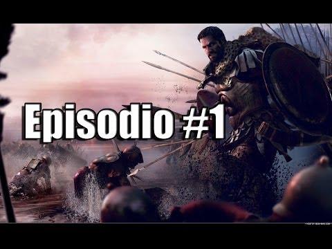 Rome 2 Total War | Aníbal a las Puertas #1