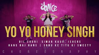 Yo Yo Honey Singh Dil Chori Audio Simar Kaur Ishers Hans Raj Hans Sonu Ke Titu Ki Sweety