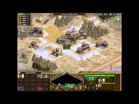 Rise of Nations L2P: Big Borders and I Cannot Lie