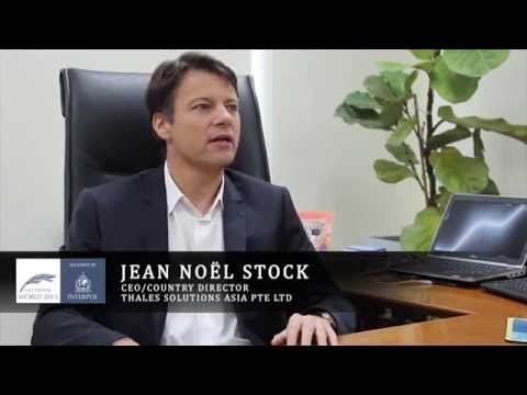 Jean Noel Stock - Thales Solutions Asia Pte Ltd