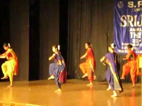 Aliena- Marathi dance