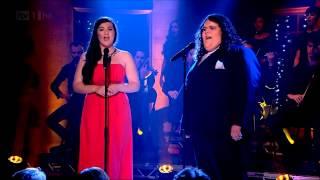 Jonathan & Charlotte Video - Jonathan & Charlotte - Il Mondo È Nostro  (Live Alan Titchmarsh Show)