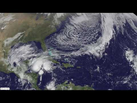 NASA/NOAA | Hurricane Ida viewed by GOES