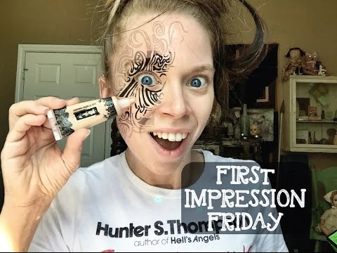 TATTOO CONCEALER  - FIRST IMPRESSION FRIDAY