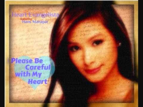 Heart Evangelista - Please Be Careful With My Heart video