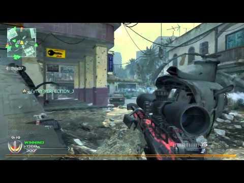 Cod mw2 sniper montage 4 - Reaperstievie