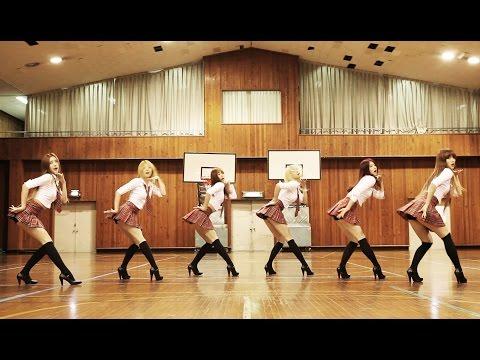 [special] Hellovenus 헬로비너스 Stickysticky 끈적끈적 스쿨룩 안무 Choreography (school Girl Look Ver.) video