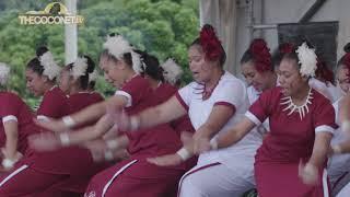 Polyfest 2018 - Samoa Stage: Mcauley High School Ulufale (Entrance)