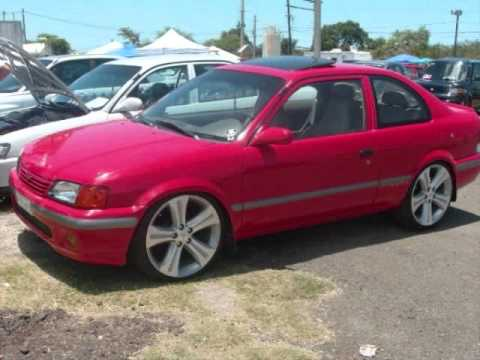 Toyota Tercel Eduard Cruz Youtube