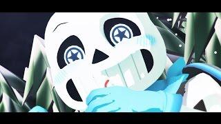 [MMD 💙 Underswap] - THE SWEETENING - Comic Animation