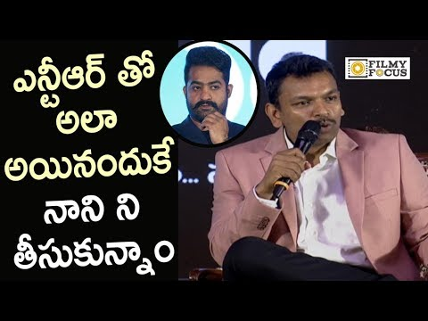 Alok Jain responds on NTR Replaced by Nani in Bigg Boss Season 2 Show @Press Meet - Filmyfocus.com