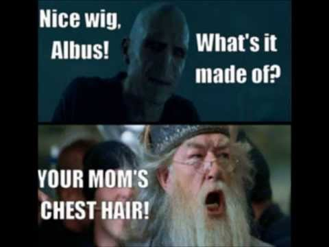 the funniest of harry potter picture song   youtube