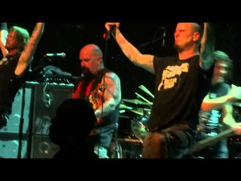 Metal Masters 4 - Angel Of Death (Slayer) - Gramercy NYC - 09.07.12