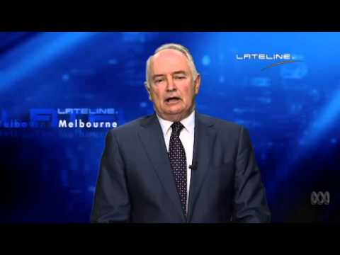 Ross Garnaut discusses the US China deal on carbon emissions (Lateline)