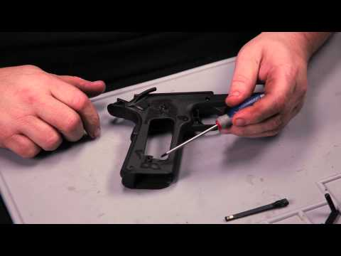 Rock Island Armory 1911 A1 Tactical 2 Disassembly