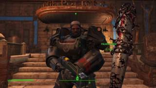 fallout 4 form ranks bug