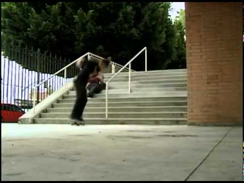 Taylor Jett - Hardflip Back lip Hollywood High
