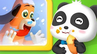 Hank's Stuck in Potty   Magical Chinese Characters   Kids Cartoon   Baby Videos   BabyBus