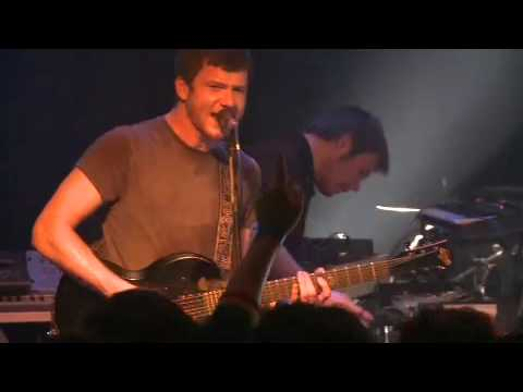 ENTER SHIKARI - ANTWERPEN - Live at Liverpool Barfly...