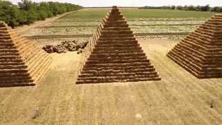 Пирамиды Ипатовские Ставропольский край